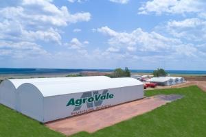 Agrovale investe 13 milhões em sua nova fábrica.