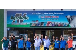 Visitando a Loja Agrovale Paraná, Londrina - PR.