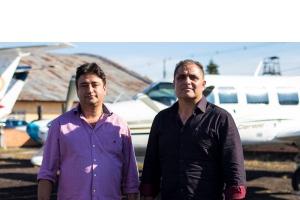A parceria entre Agrovale e Red Panther para otimização da cadeia logística.