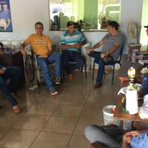 Agrovale Nutrição Animal realiza treinamento em vendas na cidade de Vila Rica – MT.