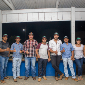 Agrovale realiza encontro com novos representantes do estado de Rondônia.